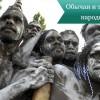 Обычаи и традиции народов ЮАР