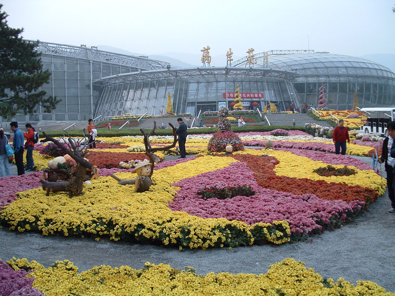 бот сад пекин1 Пекин   Ботанический сад.