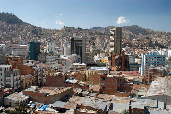 Боливию Иммиграция в Боливию