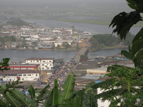 Либерию Иммиграция в Либерию