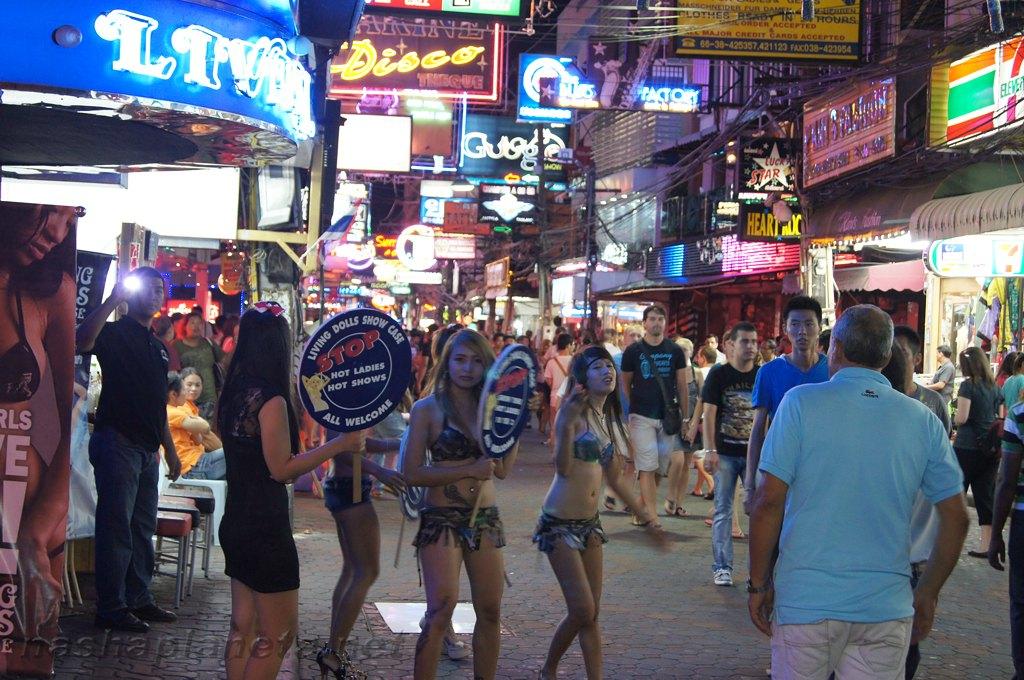 Секс индустрия тайланда