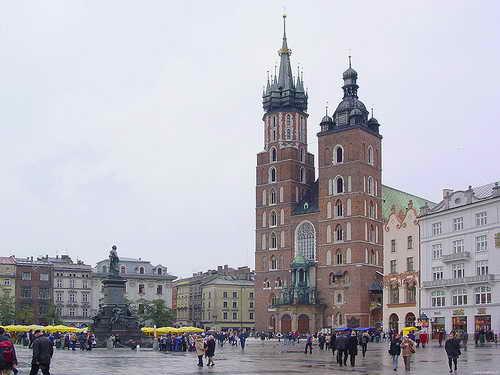 польша Достопримечательности Польши