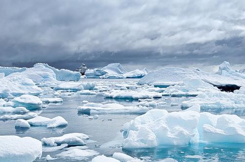 antarktida Путешествие к земле трех океанов