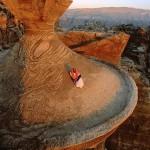 Страна состоящая из гор и пустыни — Иордания