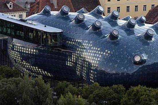 kunsthaus graz Кунстхаус в Граце