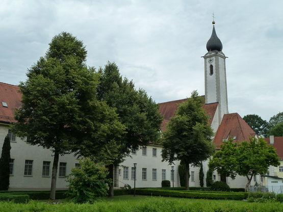 monastir geramaniya Общедоступный отдых в монастырях Германии