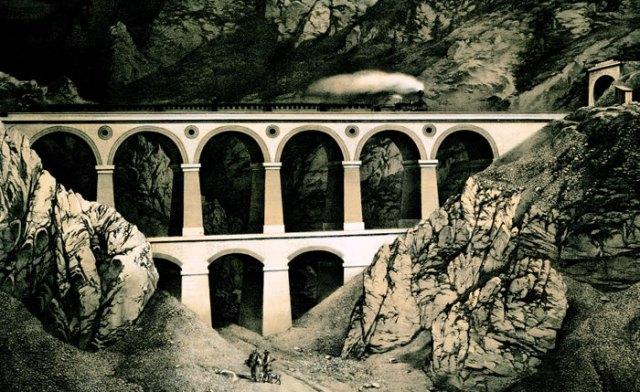 zemmering Железная дорога Земмеринг