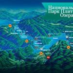 Туристический рай – Национальный Парк Плитвицкие Озера