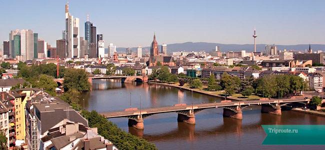 frankfurt Франкфурт на Майне – что посмотреть начинающему туристу