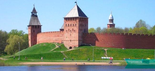 novgorod Великий Новгород. Что посмотреть, где себя показать