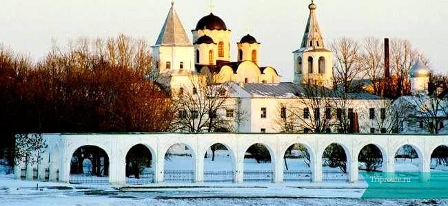 novgorod2 Великий Новгород. Что посмотреть, где себя показать