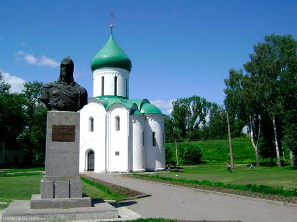 pereslavl zalesskij2 Переславль Залесский – старинный город Золотого кольца
