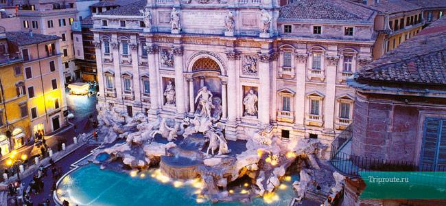 rim Осмотреть Рим за несколько дней