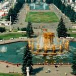 Москва. ВДНХ. Что посмотреть приезжему